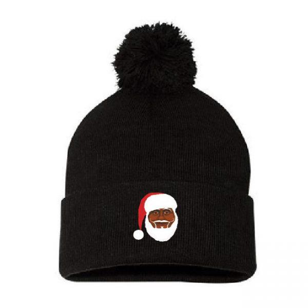 melanin-santa-beanie-black-n